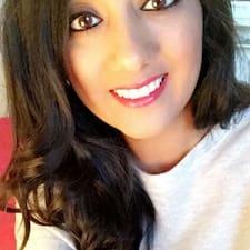 Profil Pengguna Tania