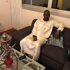 Perfil do utilizador de Cheikh Diop