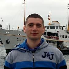 Perfil do usuário de Oleksii