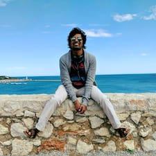 Suryanarayana Brukerprofil
