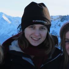Katharine felhasználói profilja