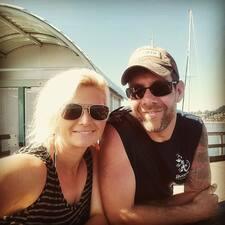 Shannon & Rob - Uživatelský profil