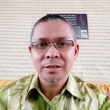 โพรไฟล์ผู้ใช้ Ahmad Shahrul Amin