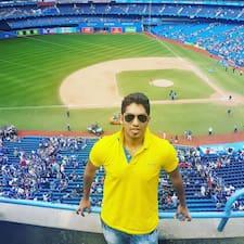 Sankarshan felhasználói profilja