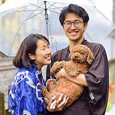 Perfil de usuario de Yuka & Masa With Pooh(Our Dog)