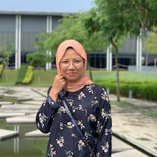 Profil korisnika Fatin Amirah