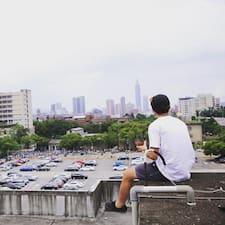 Han Chang felhasználói profilja
