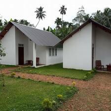 Perfil de usuario de Sinharaja Forest