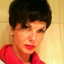 Nutzerprofil von Kateryna