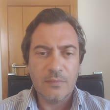 Perfil do usuário de Jorge