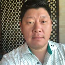 Seungkyun felhasználói profilja