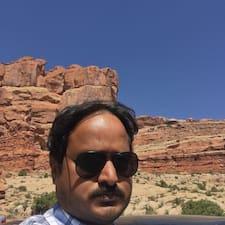 Pratap - Uživatelský profil