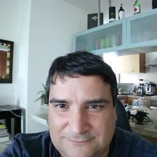 Användarprofil för Miguel