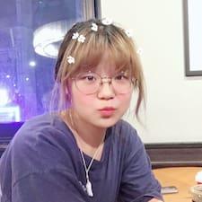 Hyeyeon felhasználói profilja