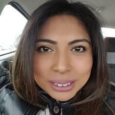 Yuliveth felhasználói profilja