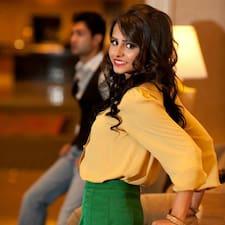 Aneeta User Profile