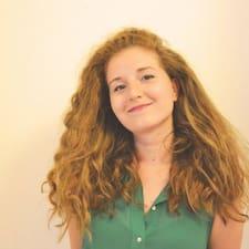 Profilo utente di Isadora