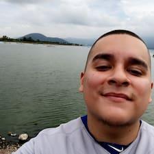 Miguel felhasználói profilja