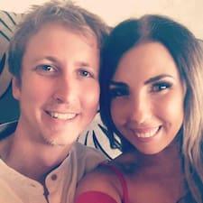 Sheena & Aaron - Uživatelský profil