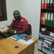 Profilo utente di Benjamin Kwadjo