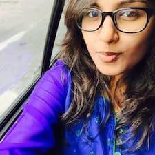 Profil utilisateur de Anju Harshita