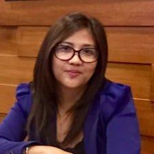 Leila felhasználói profilja