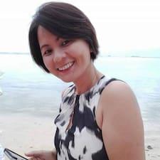 Gudelia felhasználói profilja