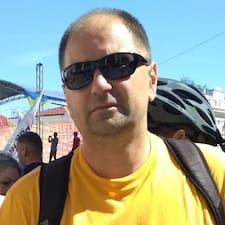 Andrii Brukerprofil
