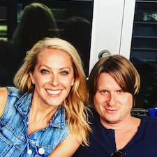 Mandy & Blake Brukerprofil
