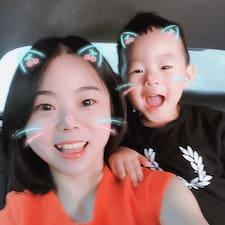 Yim felhasználói profilja
