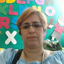 Maria Margarida felhasználói profilja