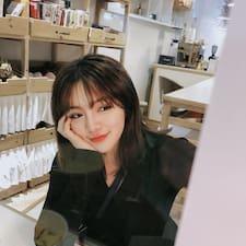 海婷 felhasználói profilja