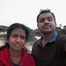 Tharanga User Profile