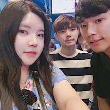 Perfil do usuário de Kim