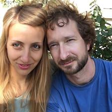 Anna & Simon Brugerprofil