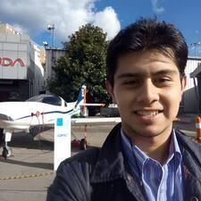 Användarprofil för Esteban Daniel