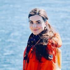 Mariana, İstifadəçi Profili