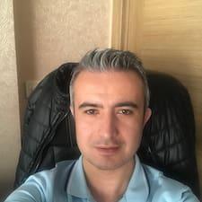 Nutzerprofil von Halil