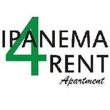 IpanemaForRent felhasználói profilja