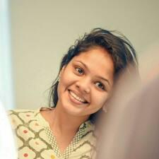Rajalakshmi - Uživatelský profil