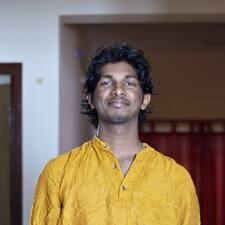 Henkilön Ganesh käyttäjäprofiili
