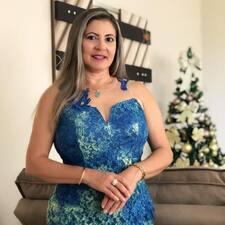 Maria Gesilda felhasználói profilja