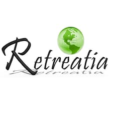 Retreatia User Profile
