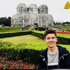 Profil Pengguna Andres Felipe
