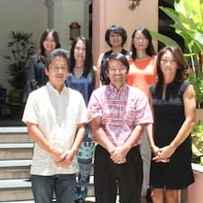Gaia Hawaii - Uživatelský profil