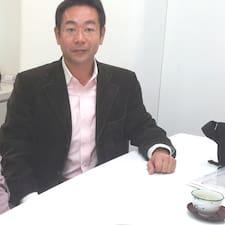 Hideaki User Profile