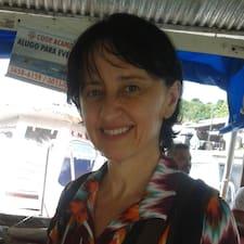 Marisa Brukerprofil
