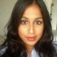 Profil utilisateur de Santhini