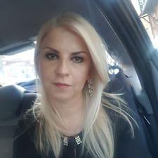 Almira felhasználói profilja