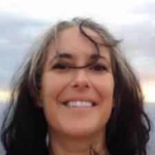 Lelia felhasználói profilja